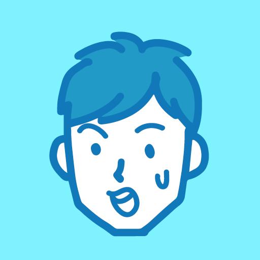 ユーザーの驚いた表情